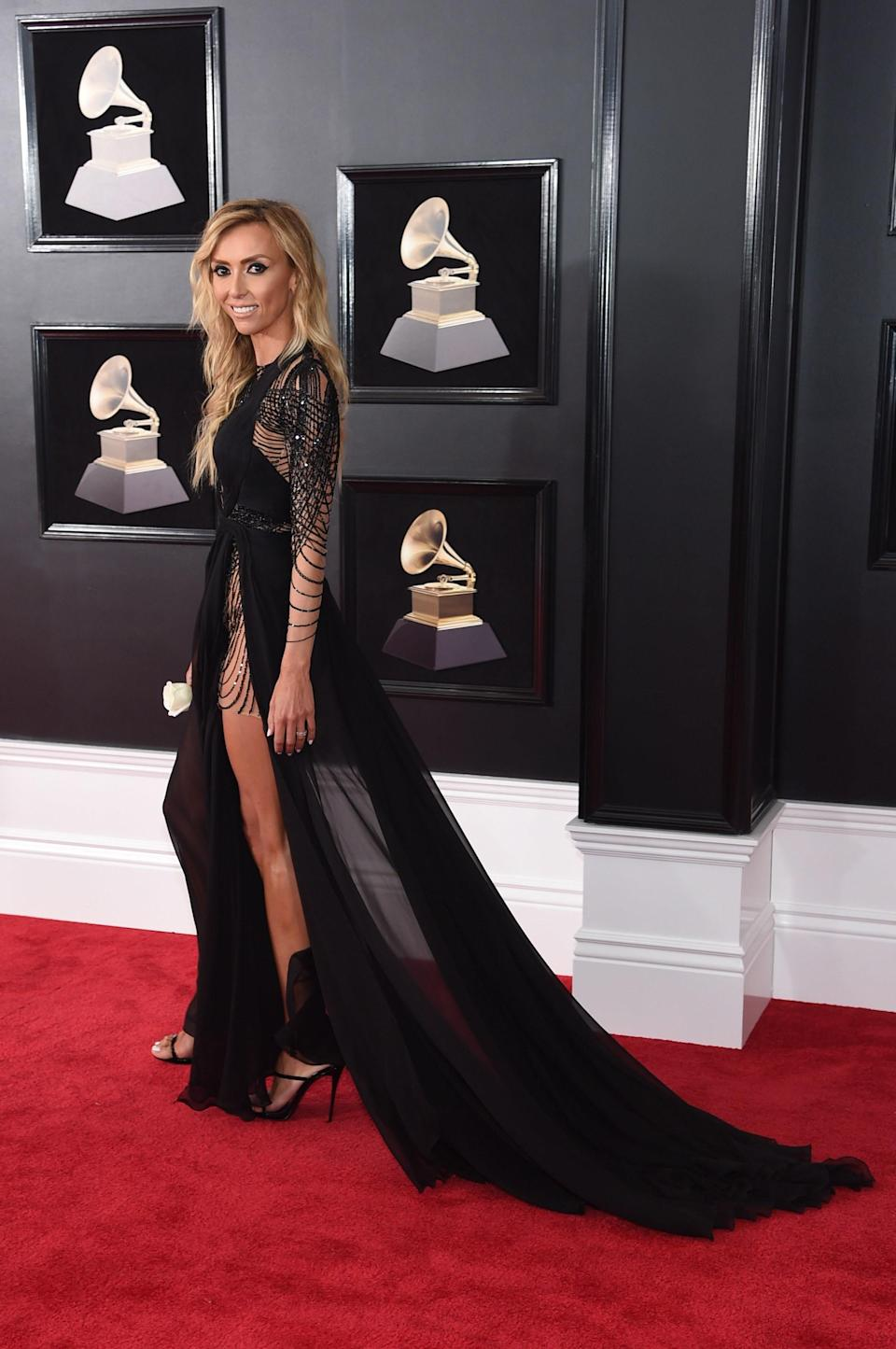 """<h1 class=""""title"""">Giuliana Rancic in Mikael D</h1><cite class=""""credit"""">Photo: Getty Images</cite>"""