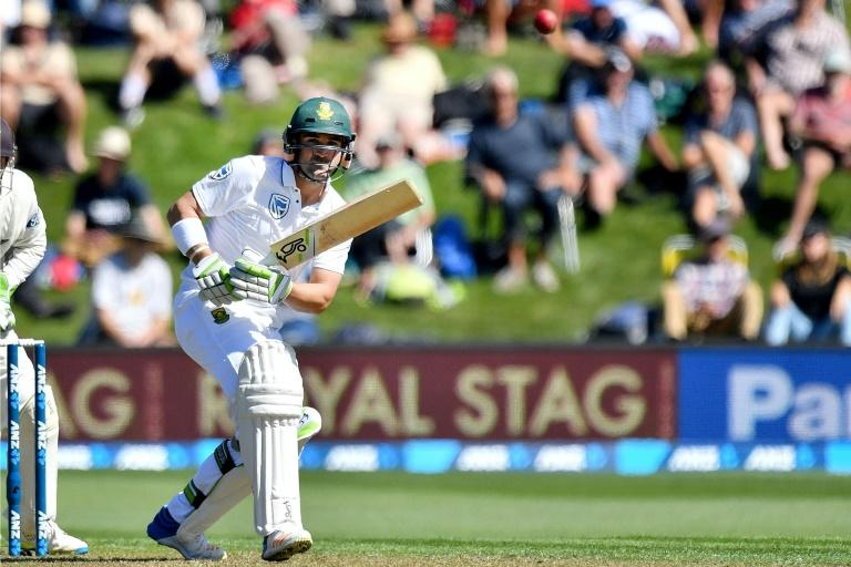 Williamson leads Kiwi fightback vs South Africa in first Test
