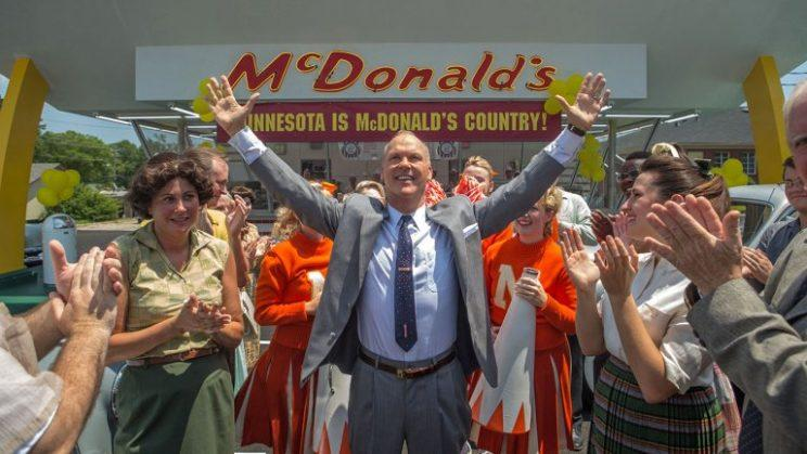 Michael Keaton in The Founder (Photo: The Weinstein Company)