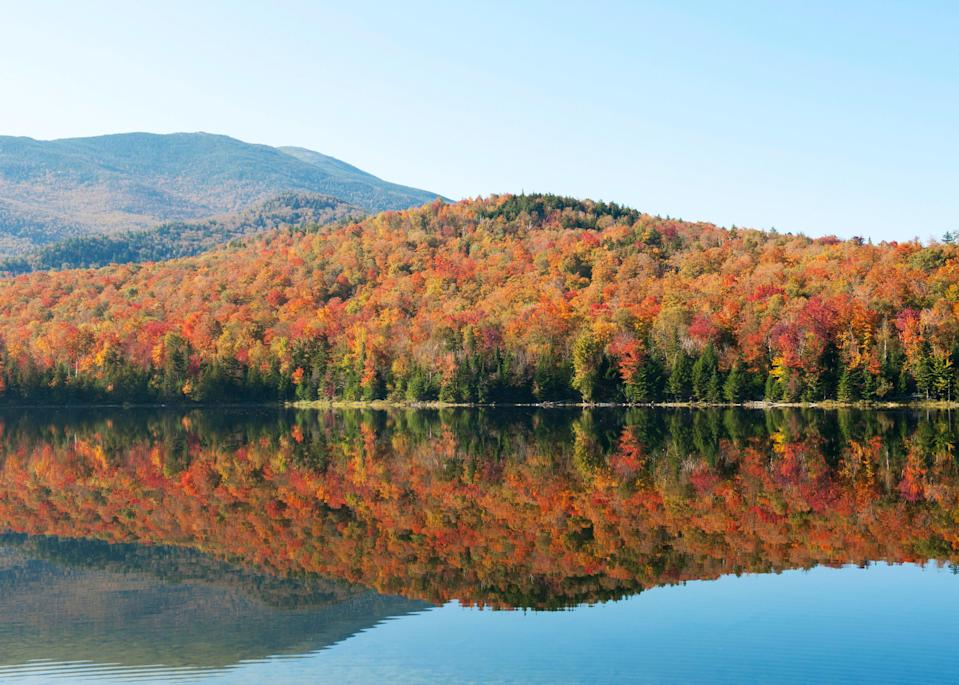 """<p><strong>Best camping in New York:</strong> Heart Lake Campground, Adirondack Mountains</p> <p>Each year, thousands of visitors flock to the Adirondacks' High Peaks Wilderness to pound out some trail miles and drink in the lush mountain scenery. At Heart Lake, campers can choose between tent sites, lean-tos, and canvas cabins. Sip your morning <a href=""""https://www.cntraveler.com/story/monthly-coffee-subscription?mbid=synd_yahoo_rss"""" rel=""""nofollow noopener"""" target=""""_blank"""" data-ylk=""""slk:cup of coffee"""" class=""""link rapid-noclick-resp"""">cup of coffee</a> in an Adirondack chair on your wooden deck, before hopping onto the Van Hoevenberg trail up to Mount Marcy, the state's highest point.</p>"""