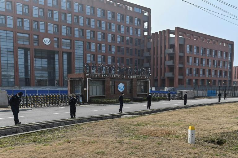 WHO experts visited the Wuhan Institute of Virology on Wednesday as part of a probe into the origins of the coronavirus pandemic