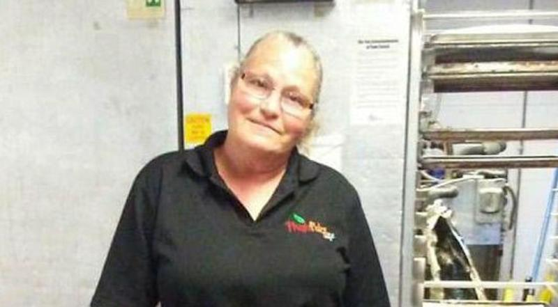 Mascoma Valley Regional High School lunch lady Bonnie Kimball was fired for letting a boy take an $8 lunch when his account was empty. (Photo: Twitter)