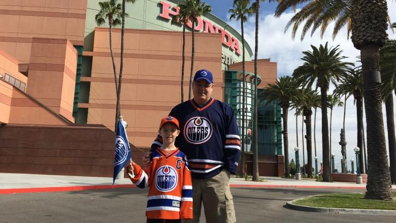 In Anaheim, Ducks versus Oilers not the only game in town