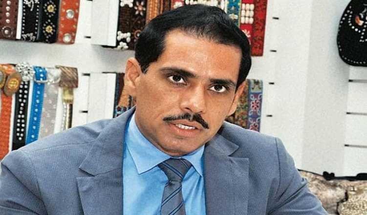 Robert Vadra withdraws plea over  direction to ED not to take coercive action against him