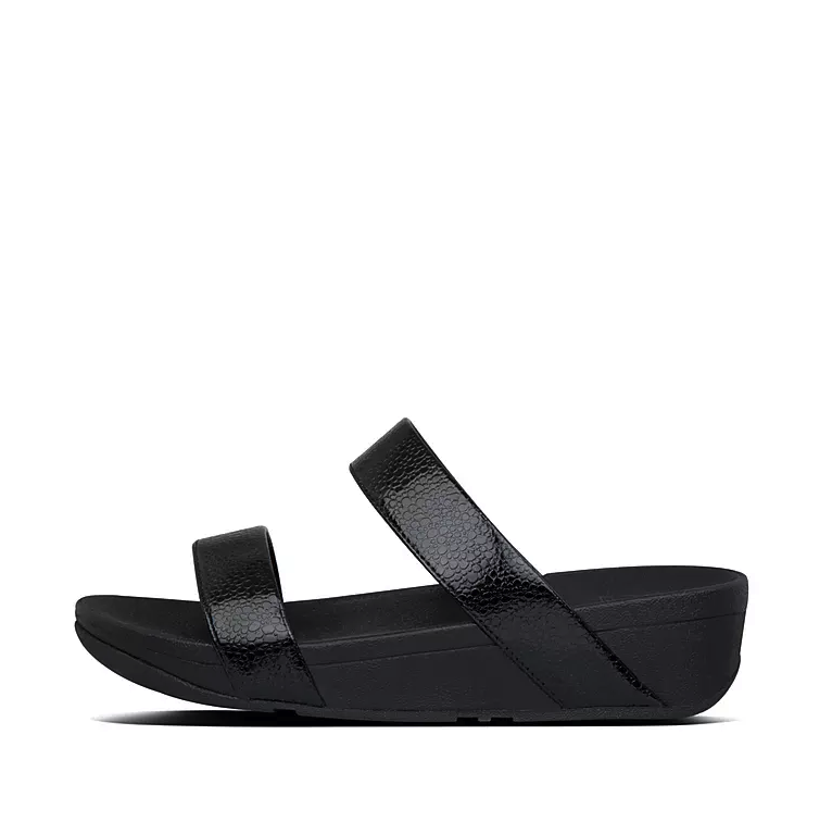 """<h2>FitFlop</h2><br><strong>Deal: Extra 15% Off</strong><br>We never thought we'd see the day, but flip flops are back — only with a bit more support, style, AND an on-sale edge. FitFlop's already up-to-60%-off sale selection of ergonomically crafted sandals (that still look chic) is an extra 15% using code """"<strong>EXTRA15</strong>"""". <br><br><em>Shop <strong><a href=""""https://www.fitflop.com/us/en/shop/sale-all-us"""" rel=""""nofollow noopener"""" target=""""_blank"""" data-ylk=""""slk:FitFlop"""" class=""""link rapid-noclick-resp"""">FitFlop</a></strong></em><br><br><br><strong>FitFlop</strong> LOTTIE, $, available at <a href=""""https://go.skimresources.com/?id=30283X879131&url=https%3A%2F%2Fwww.fitflop.com%2Fus%2Fen%2Fshop%2Flottie-scale-slides-p-BF9%23090"""" rel=""""nofollow noopener"""" target=""""_blank"""" data-ylk=""""slk:FitFlop"""" class=""""link rapid-noclick-resp"""">FitFlop</a>"""