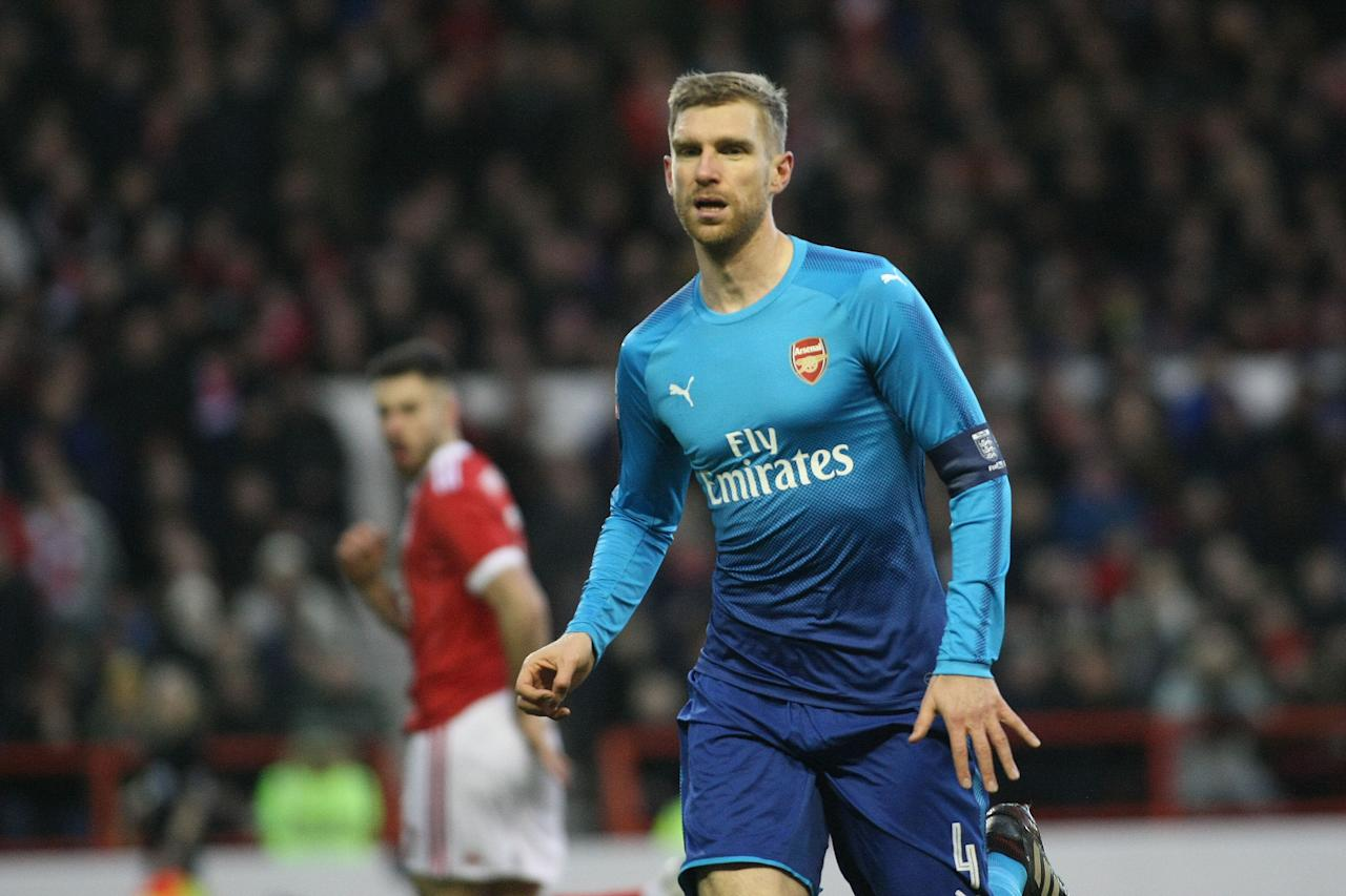 <p>The former Arsenal skipper makes the cut </p>