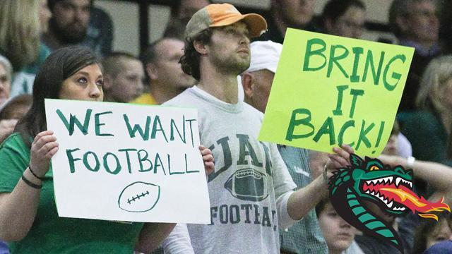 Alabama lawmaker proposes bill to bring back UAB football