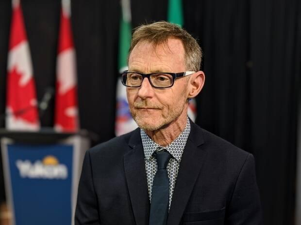 'I do think we need to pursue ['safe supply'] more actively,' said Dr. Brendan Hanley, Yukon's chief medical officer of health.