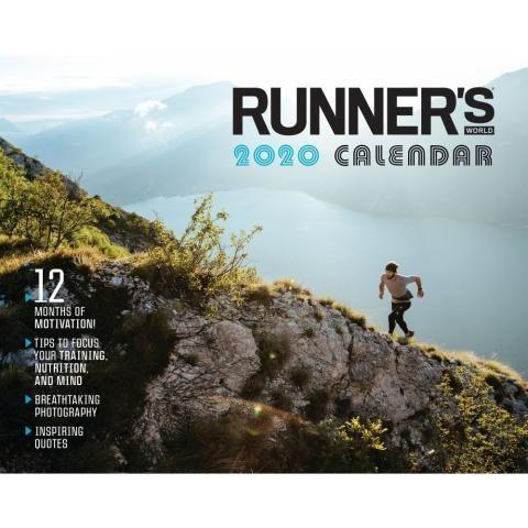 """<p><strong>Runner's World</strong></p><p>calendars.com</p><p><strong>$15.95</strong></p><p><a href=""""https://go.redirectingat.com?id=74968X1596630&url=https%3A%2F%2Fwww.calendars.com%2FRunners-World-Wall-Calendar%2Fprod201600011628%2F%23close&sref=https%3A%2F%2Fwww.womenshealthmag.com%2Ffitness%2Fg24270365%2Fgifts-for-runners%2F"""" rel=""""nofollow noopener"""" target=""""_blank"""" data-ylk=""""slk:Shop Now"""" class=""""link rapid-noclick-resp"""">Shop Now</a></p><p>So the runner in your life can map out her training calendar and goal races for the entire year. Plus, it features inspirational tips, tricks, and advice from the mag's trusted running experts that will motivate her to get her butt out of bed and hit the streets for that five-miler. </p>"""