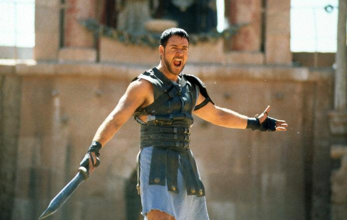 Russell Crowe had the perfect response to Doug Wick's Gladiator 2 suggestions (Image by Universal Pictures)