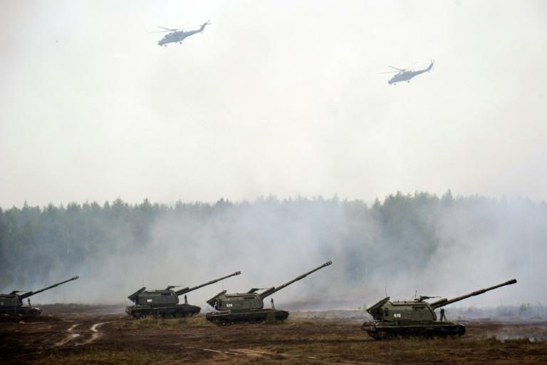 Russia, which held war games in Eastern Europe in 2017, has said this year's show of force will be the biggest in its history