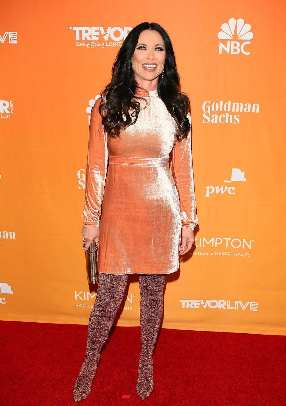 """<p>Perhaps one of the ugliest <em>Real Housewives </em>exits played out when original <em>Dallas</em> Housewife, LeeAnne Locken, made <a href=""""https://people.com/tv/rhod-finale-kary-brittingham-confronts-leeanne-locken-about-chirpy-mexican-comment/"""" rel=""""nofollow noopener"""" target=""""_blank"""" data-ylk=""""slk:racist comments"""" class=""""link rapid-noclick-resp"""">racist comments</a> toward her castmate Kary Brittingham during a group trip to Thailand. LeeAnne was held accountable for her actions by her castmates, Andy Cohen and the <em>Housewives</em> fandom at the season 4 reunion, after which she bowed out.</p>"""