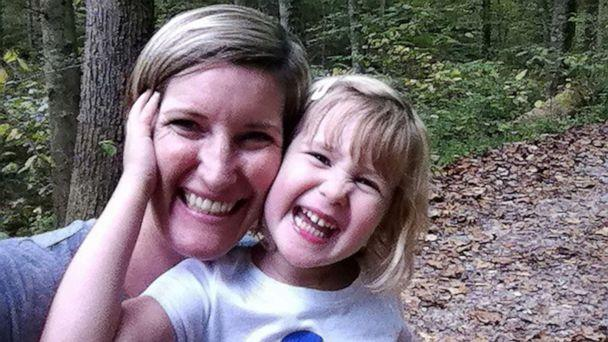 PHOTO: Laura Sullivan-Beckers poses with her 5-year-old daughter Sylvie. (Courtesy Laura Sullivan-Beckers)