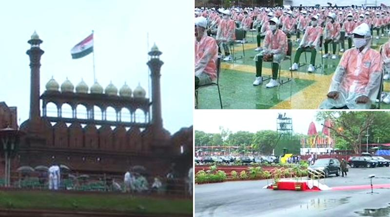 Independence Day 2020 Celebrations: Full Dress Rehearsal Held at Red Fort, Delhi Police Issue Traffic Advisory For August 15; Here is The Complete List of Roads to be Closed on Saturday