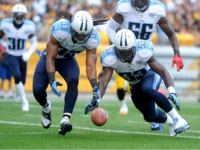 titans safety opening kickoff