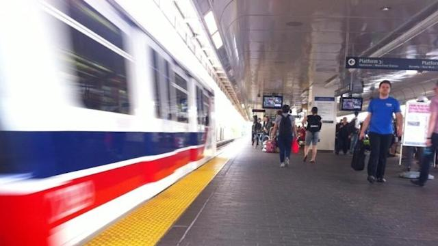 <p><strong>Metro Vancouver</strong><br><strong>Overall Grade:</strong> A+<br><strong>Last Year's Grade:</strong> A<br><strong>Transit Systems Included:</strong> TransLink<br>The Vancouver region improved its operating cost per service hour, and also continues to have the best revenue kilometres per service hour.<br>(CBC) </p>