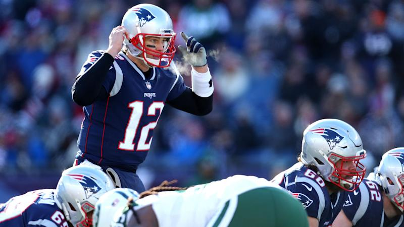 patriots set nfl record after securing bye for ninth consecutive season