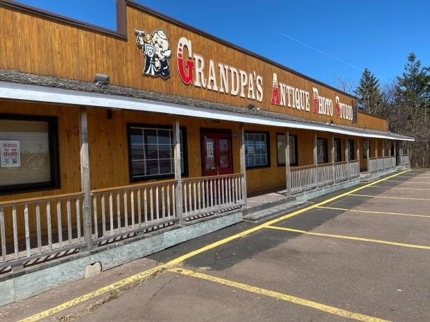 Owner Paul Gunn is unsure if he will reopen Grandpa's Antique Photo Studio in Cavendish this summer. (Kirk Pennell/CBC - image credit)