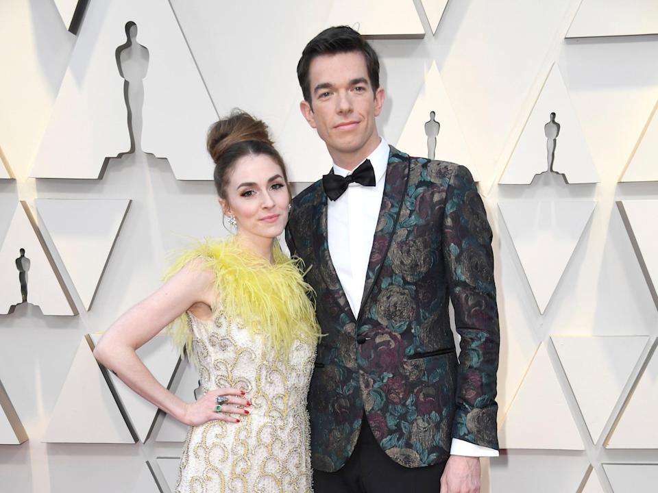 John Mulaney officially files for divorce  (Getty Images)