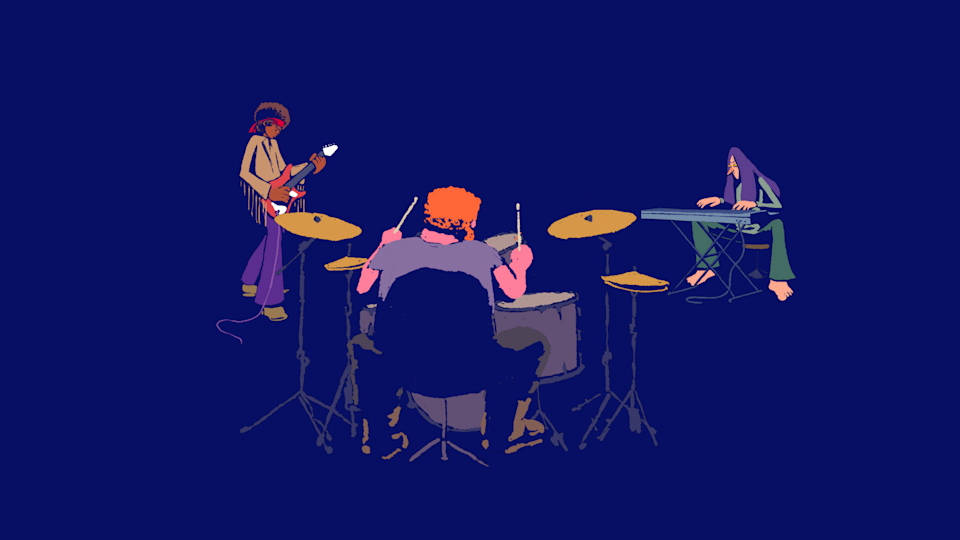 The Seventies and the music of Led Zeppelin, Pink Floyd and Jimi Hendrix inspired this new game 'A Musical Story,' coming in October 2021 to PlayStation, Xbox, Nintendo Switch, PC and iOS.