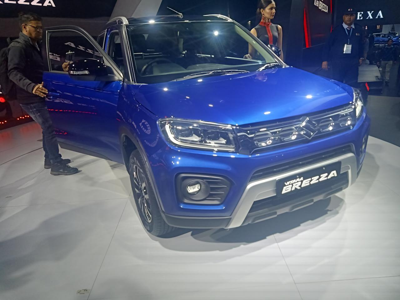 Maruti has just revealed the BS6 Vitara Brezza and the headline changes are an updated look, more features and, of course, the much-awaited petrol motor.