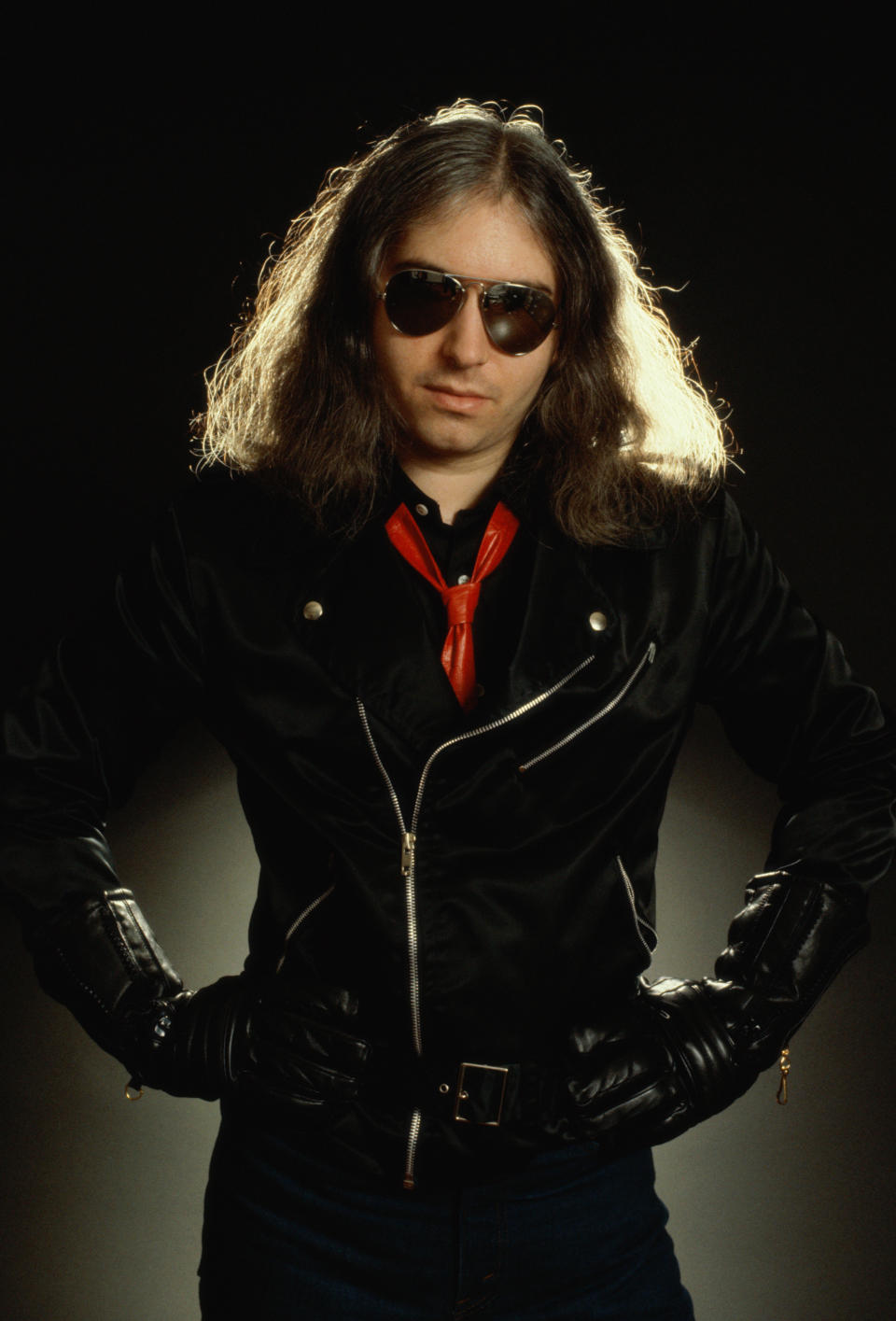 Jim Steinman in 1981 (Photo: Terry Lott/Sony Music Archive via Getty Images)