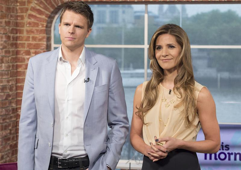 Despite only having a few small presenting gigson the likes of'Total Wipeout' and 'Something For The Weekend',that didn't stop producers from handing Amanda a guest spot on 'This Morning' alongside Jake Humphrey in 2013.