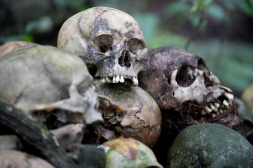 For centuries Bali's Trunyanese people have left their dead to decompose in the open air, the bodies placed in bamboo cages until only skeletons remain, a ritual they haven't given up even as the COVID-19 pandemic upends burial practices globally