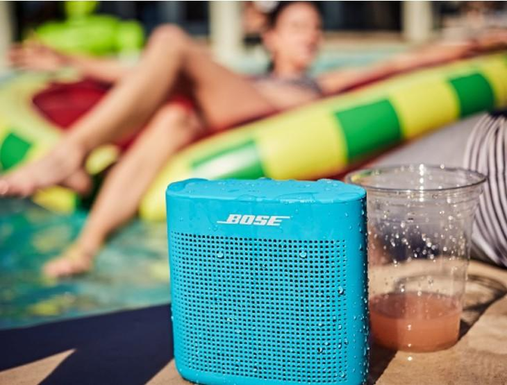 Bose Soundlink Color Portable Bluetooth Speaker II. (Photo: Best Buy)