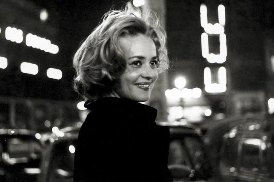 <p>Jeanne Moreau, 23 January 1928 – 31 July, 2017<br>Best known for: Jules Et Jim, La Femme Nikita </p>