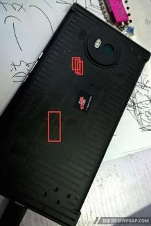 Leak may show disguised Lumia 950XL