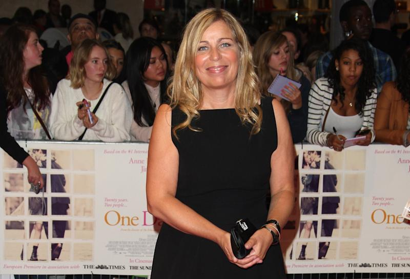 Director Lone Scherfig at the London premiere of 'One Day' (Credit: WENN)