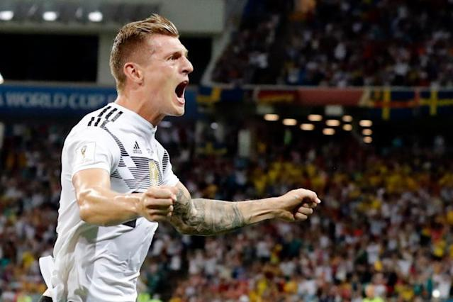 Germany desperate for Toni Kroos control as World Cup 2018 hopes hinge on Korea test