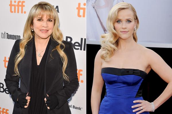 Stevie Nicks: Reese Witherspoon Is 'Too Old' to Play Me in a Movie