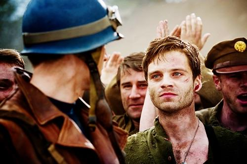 Bucky Barnes has officially weighed in on #GiveCaptainAmericaABoyfriend