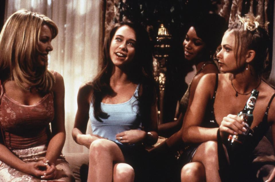 "<p>The late '90s were an embarrassment of riches as far as seminal teen flicks—<em>Never Been Kissed,</em> <em>10 Things I Hate About You</em>, <em>Drive Me Crazy</em>, <em>Varsity Blues</em>, <em>She's All That</em>, <em>American Pie</em>, and—of course—high school's most mediocre swan song, <em>Can't Hardly Wait.</em> To be clear, this movie is not mediocre, formal critics just thought it was (in 1998 Roger Ebert, who was 56 at the time, had the gall <a href=""https://www.rogerebert.com/reviews/cant-hardly-wait-1998"" rel=""nofollow noopener"" target=""_blank"" data-ylk=""slk:to give it a paltry star and a half!"" class=""link rapid-noclick-resp"">to give it a paltry star and a half!</a>) Despite its title, which I still don't understand, it is a masterpiece of pre-millennium lunacy. The movie largely takes place during a single evening, when all the cliche cliques converge at a house party on the last night of high school and quiet nice guy Preston (Ethan Embry) plans to finally profess his love for head cheerleader Amanda (Jennifer Love Hewitt, obviously). Approximately a thousand other storylines occur, as do appearances by almost every young star of the day including Seth Green, Lauren Ambrose, Jason Segal, Donald Faison, Melissa Joan Hart, Breckin Meyer, Peter Faccinelli, Jaime Pressly, Selma Blair, Sean Patrick Thomas, and—inexplicably—a cameo by Jenna Elfman as a stripper in an angel costume. It's so perfectly representative of a very specific era to not be considered a classic. — <em>PS</em></p> <p><a href=""https://www.netflix.com/watch/15856715?source=35"" rel=""nofollow noopener"" target=""_blank"" data-ylk=""slk:Stream here"" class=""link rapid-noclick-resp""><em>Stream here</em></a></p>"