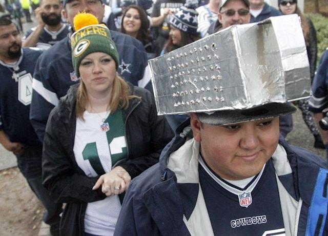 Losing the Packers and Cowboys fan bases for Super Bowl LI could be costly for some ticket brokers. (AP)