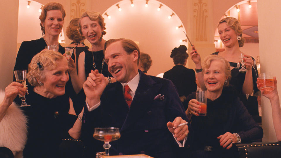 'The Grand Budapest Hotel'. (Credit: Searchlight Pictures)