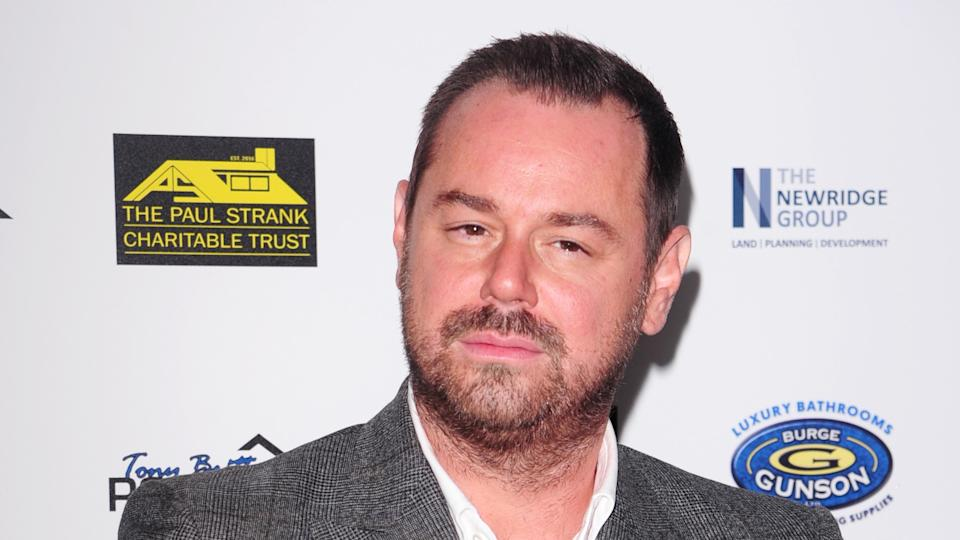 Danny Dyer (Photo by Keith Mayhew / SOPA Images/Sipa USA)