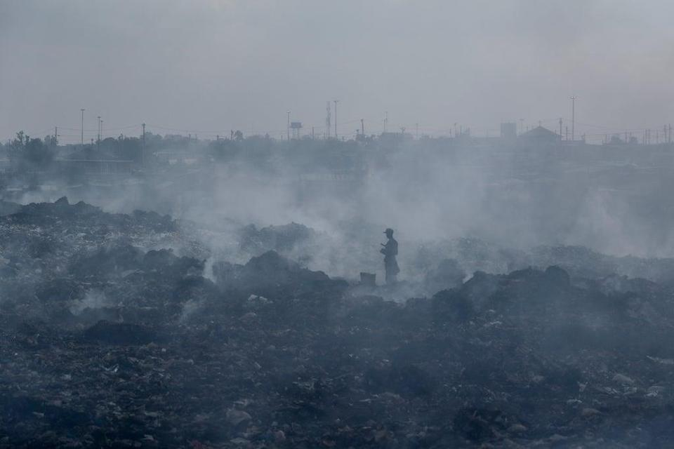 UN Air Pollution (Copyright 2021 The Associated Press. All rights reserved.)