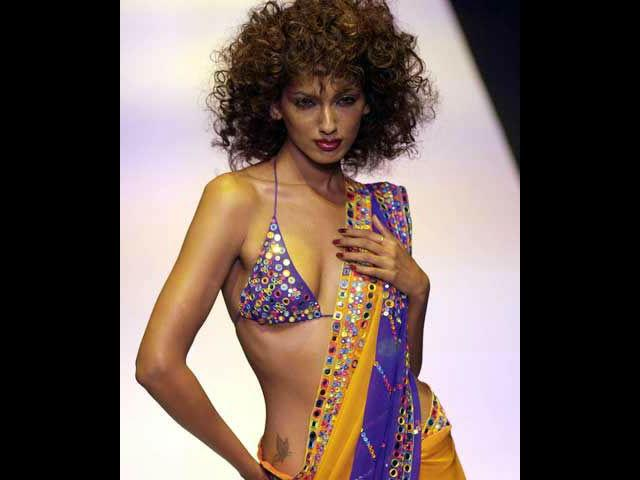<b>4. Sheetal Mallar</b><br> Sheetal beat Madhu Sapre to win the Femina Look of the Year in 1994 and there was no looking back for her post it. After her stay on top for years, Sheetal bid adieu to the ramp last year.