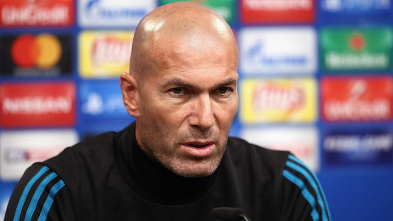 Zidane has faith in Real Madrid style