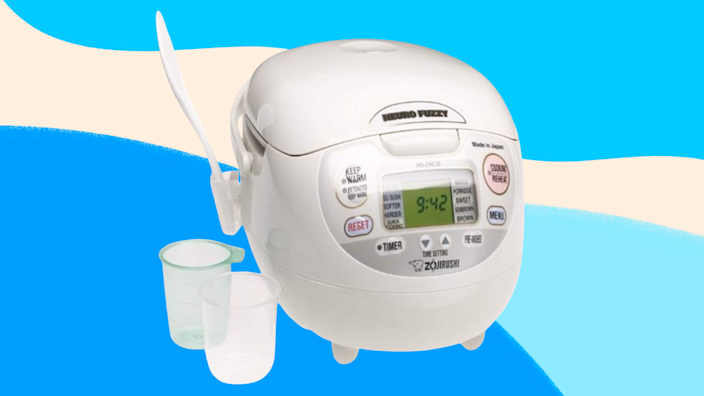 This Zojirushi rice cooker is the best we've tried—and at a big Prime Day 2021 price cut