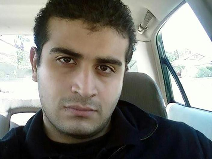 The Orlando gunman was identified as Omar Mateen (AFP Photo/)