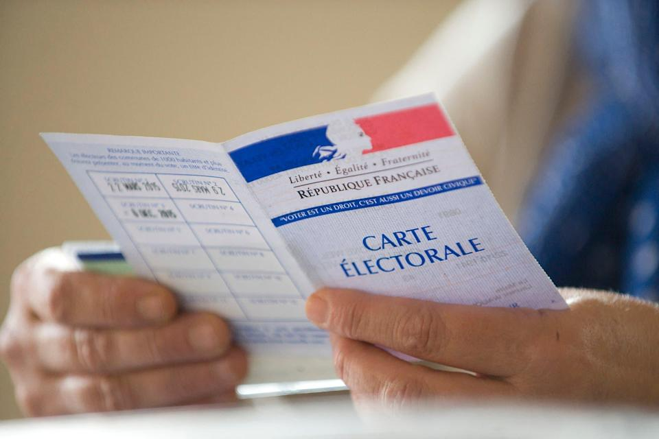 Carte électorale (photo d'illustration) - Thierry Zoccolan