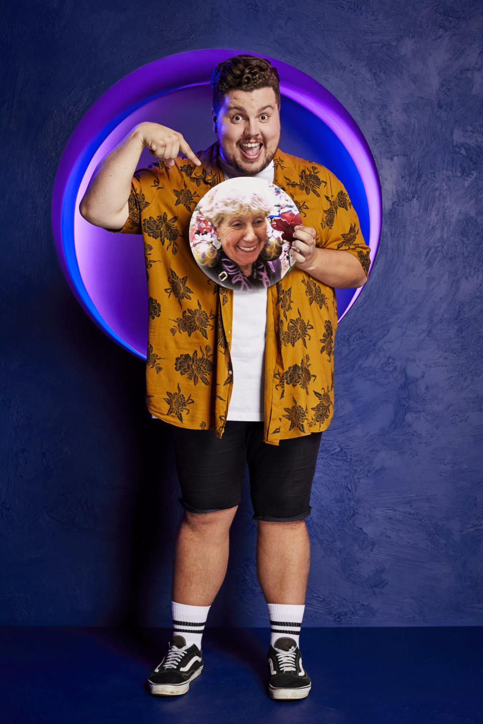 The Circle contestant Scott Paige (Channel 4/PA)
