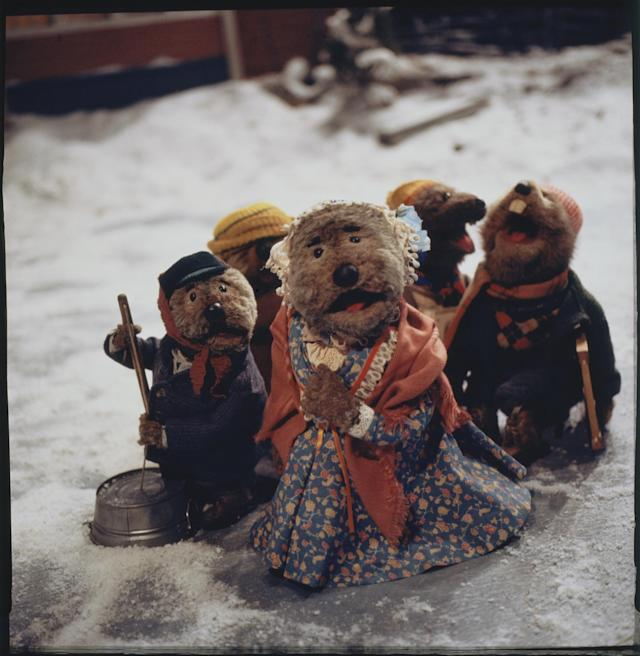 """Emmet Otter's Jug-Band Christmas."" (Photo: Sony Home Pictures Entertainment/ The Jim Henson Company)"