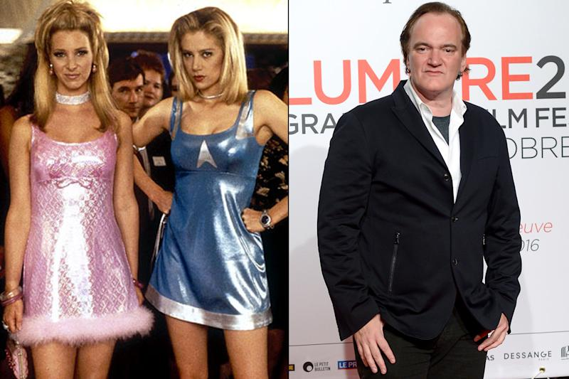 Quentin Tarantino's Influence on 'Romy and Michele's High School Reunion'