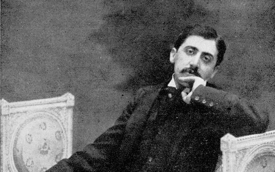 Chips met everyone, including the French writer Marcel Proust - Roger Viollet