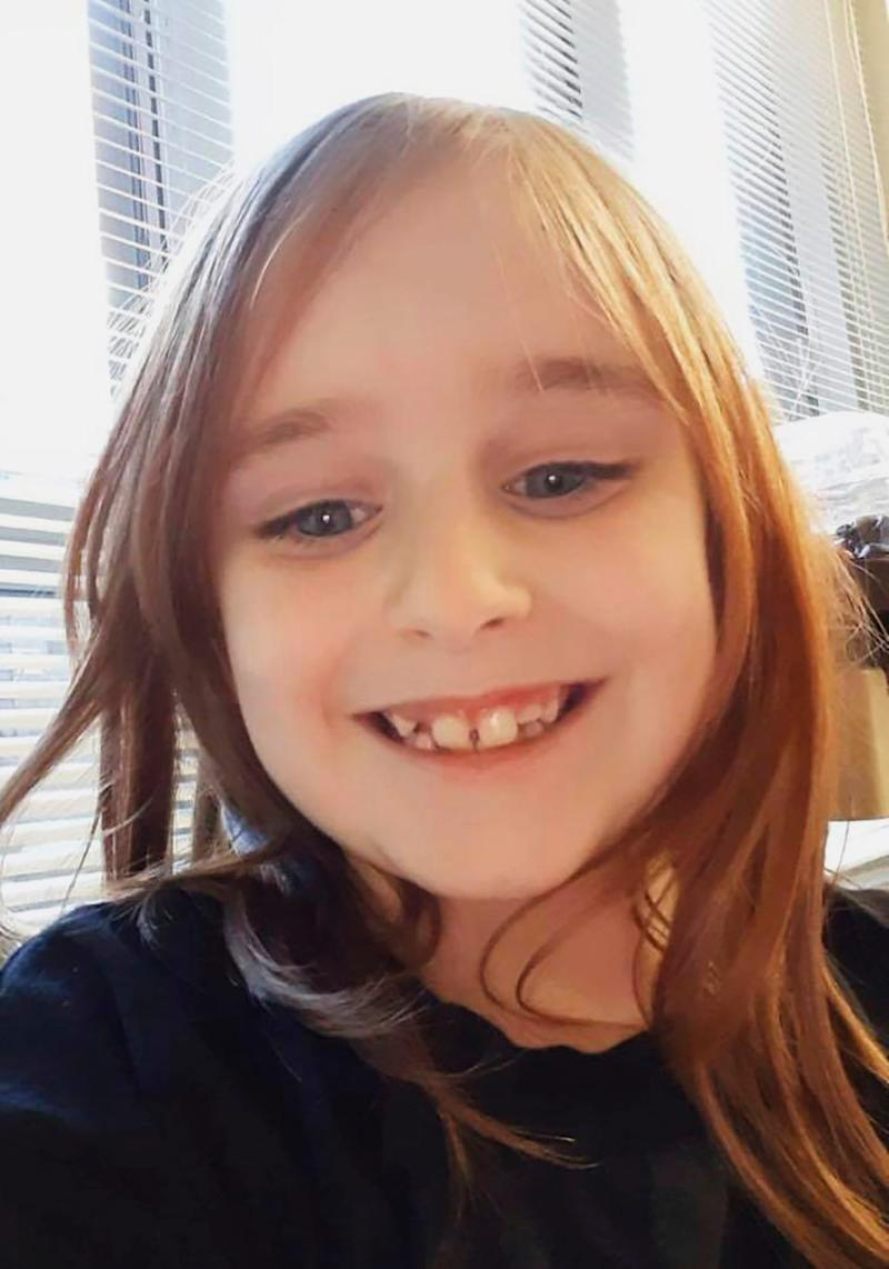 Faye Marie Swetlik, 6, disappeared after getting off a school bus near her home in South Carolina.